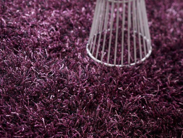 Dywan SPRINKLE purple-Linie Design-purpurowy