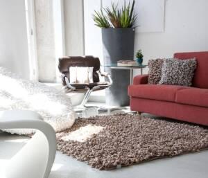 Dywaniki Tartufo Miękkie Włochate Dywany Z Portugalii